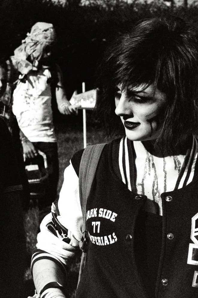 Photograph High school zombie by Odysseas Pappas on 500px