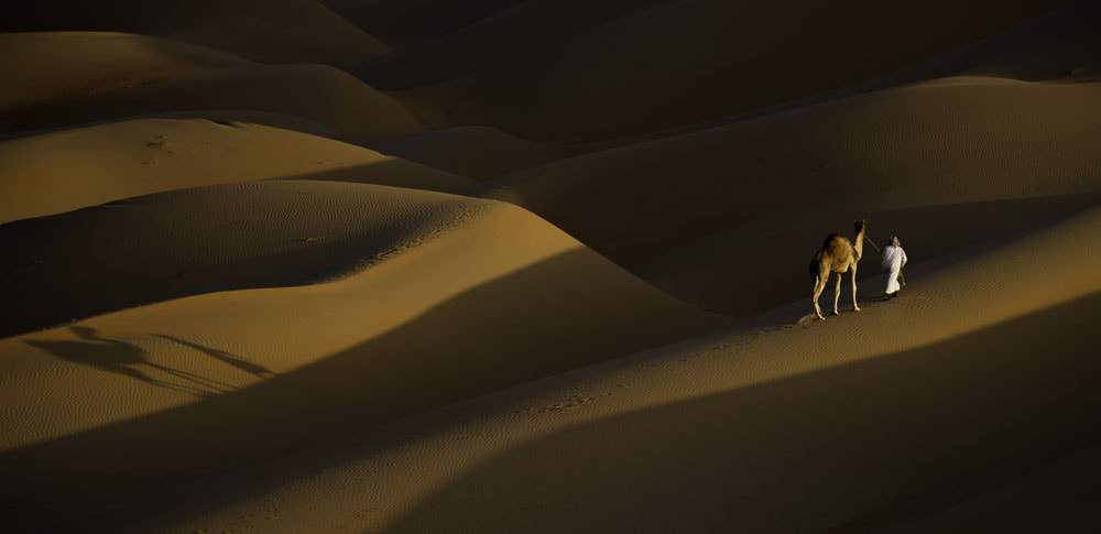 Photograph Beauty of shadow and light by Adeeb Alani on 500px