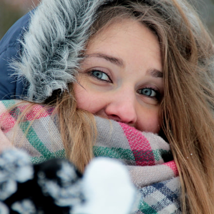 Portrait, Canon EOS 550D