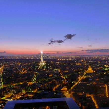 Tour Eiffel toil e, Panasonic DMC-TS3
