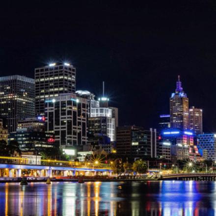 Cityscape of Melbourne 2018