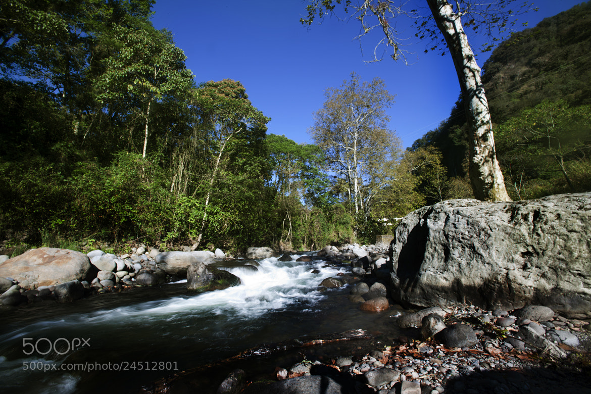 Photograph River and rocks by Cristobal Garciaferro Rubio on 500px