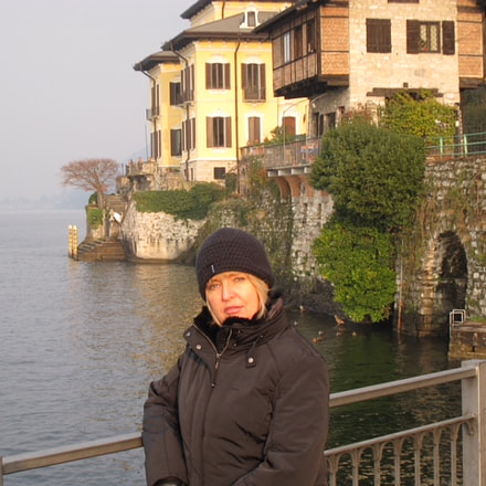 me lake como, Canon DIGITAL IXUS 860 IS