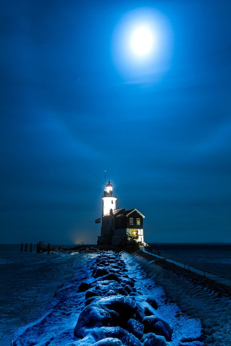 Photograph Guide me through the Night by Kim Dalmeijer on 500px