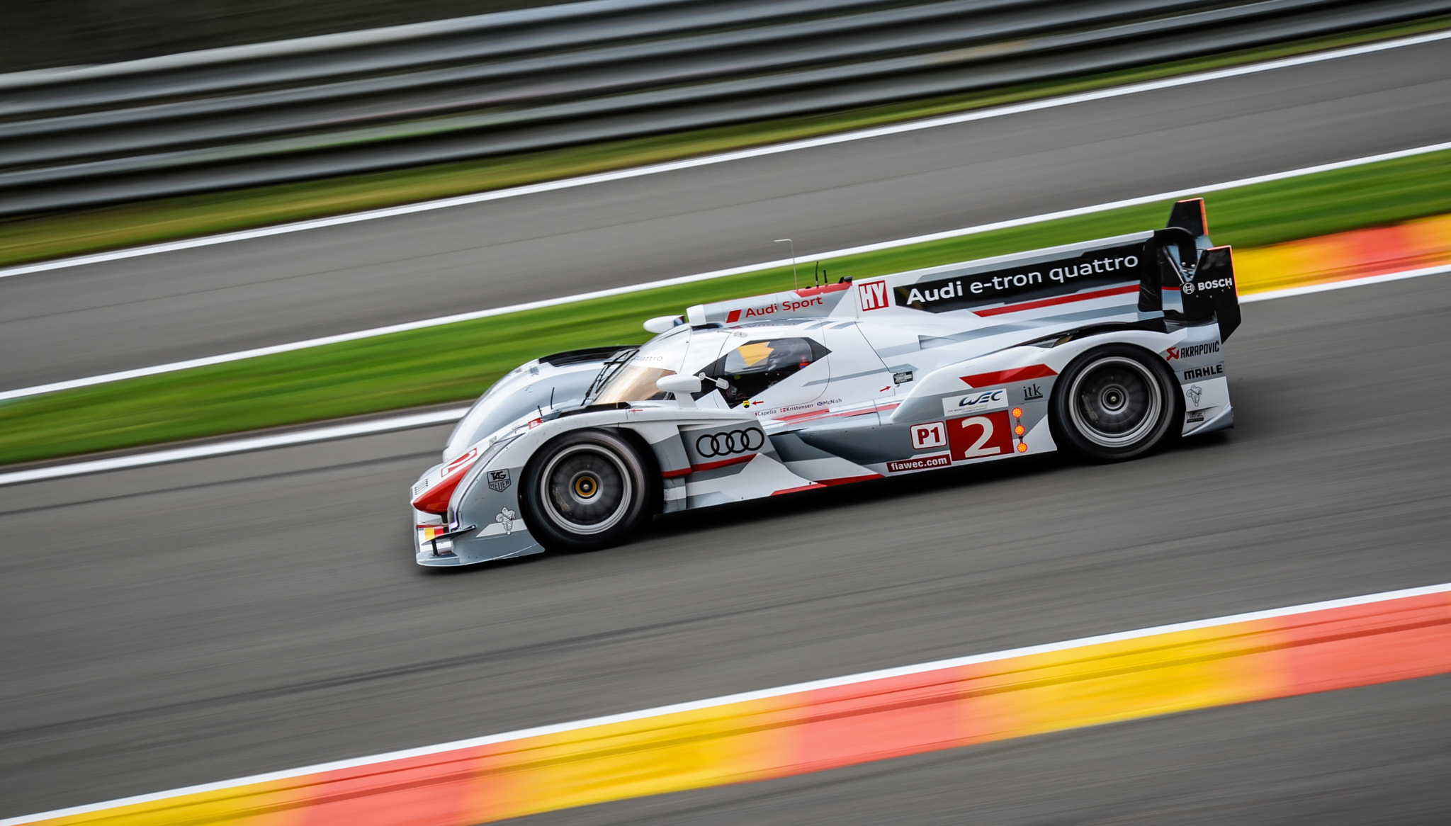 Photograph SPA /  Audi R18 e-tron quattro by Steffen Schreiber on 500px
