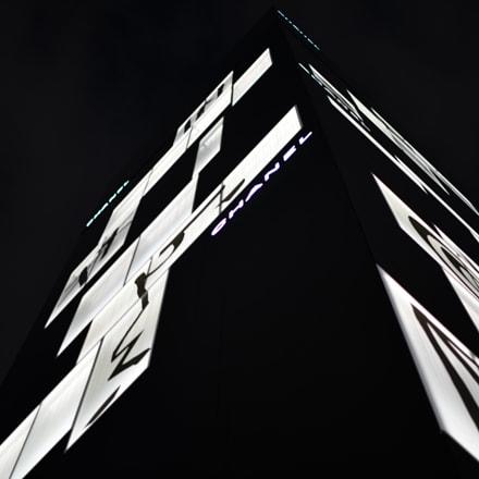 Chanel building, Nikon D850, AF-S Nikkor 58mm f/1.4G