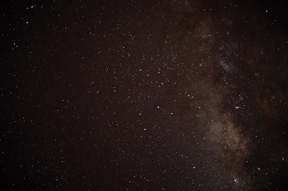 Photograph Milky Way by Doreen Reichmann on 500px