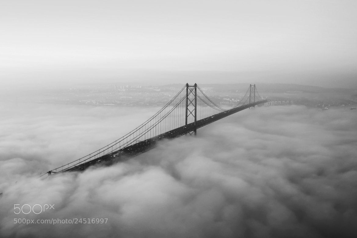 Photograph Suspension Bridge by Paulo Mendonça on 500px