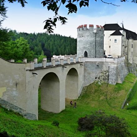 Castle Cesky Sternberk