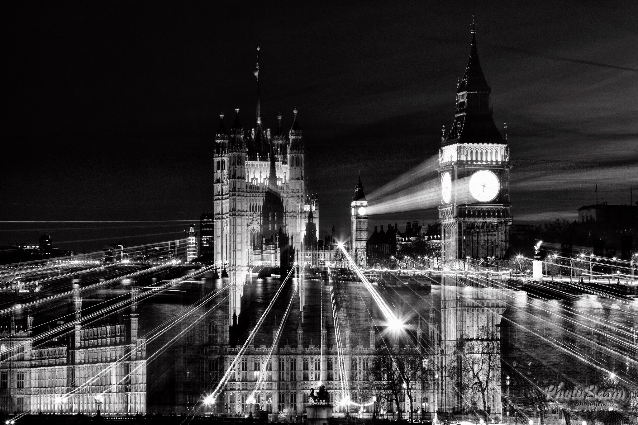 Photograph London motion by Arvis PhotoBeam on 500px