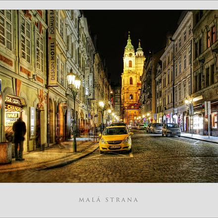 Praha Malá Strana, Canon EOS 1200D