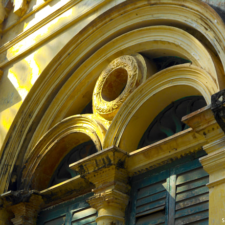 Rajbari, (Historical Place), Nikon COOLPIX S2900