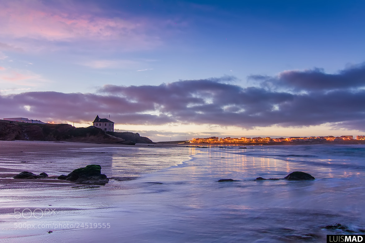 Photograph Baleal Magic Hour by luismad  on 500px