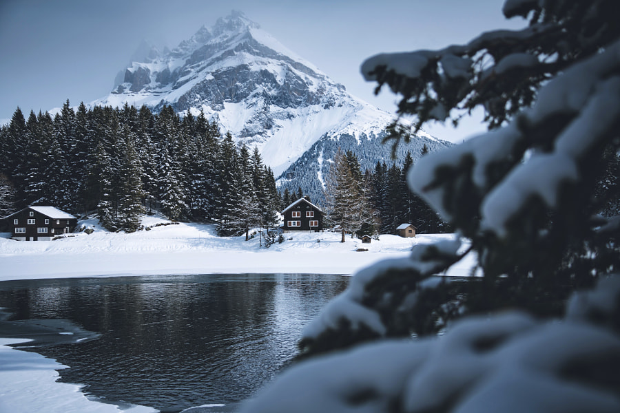 Winter photography - Hot chocolate weather in Switzerland. by Johannes Hulsch on 500px.com