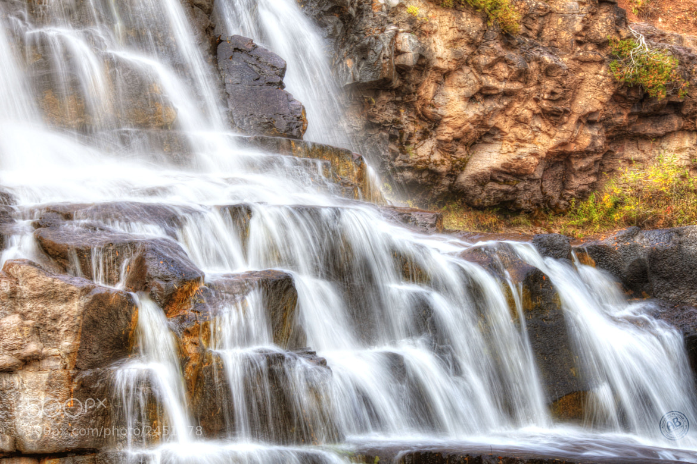 Photograph Gooseberry Falls by Alexandra (Petrova) & Bharath Wootla on 500px