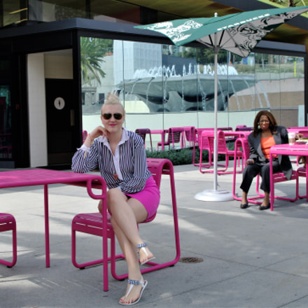 Pink tables..., Samsung GX20