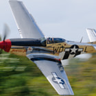 P-51D Mustang Glamorous Gal at the 2011 Great Georgia Airshow. By Chris Buff, Aviationbuff Photography