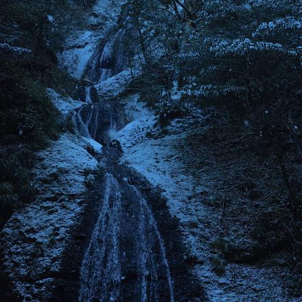 waterfall, Nikon D750, AF Zoom-Nikkor 28-200mm f/3.5-5.6D IF