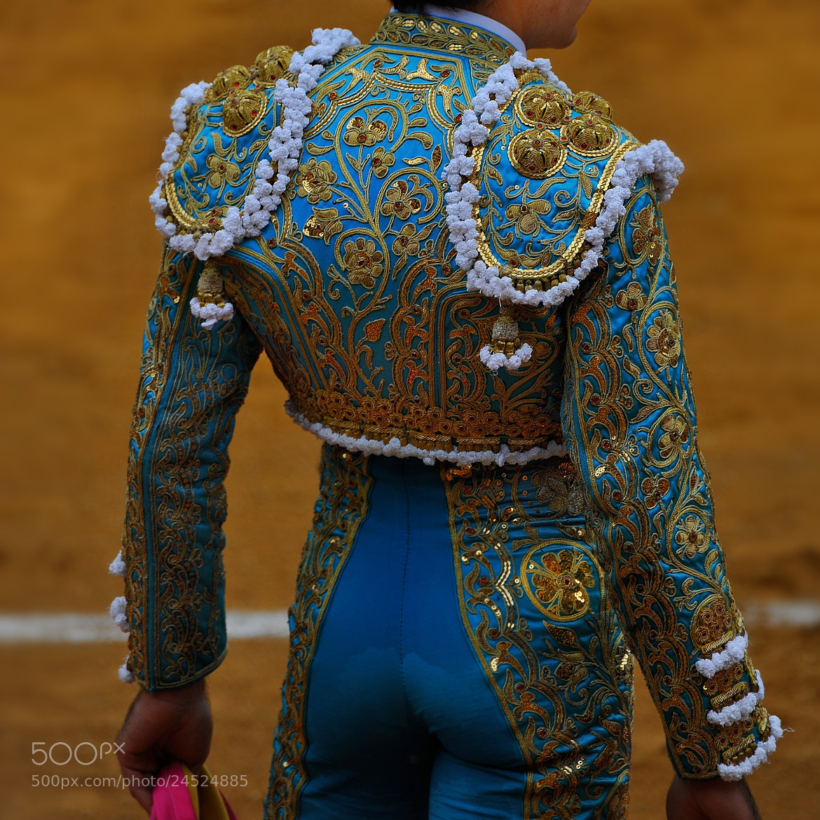 Photograph Oro y azul by Guib_Did Didier on 500px