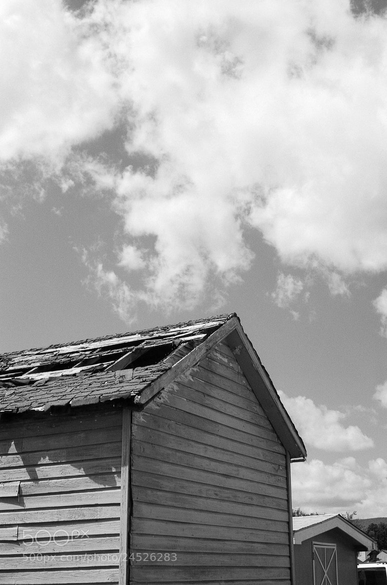 Photograph The Hole in the Roof Where the Clouds Come In by Paul Glover on 500px