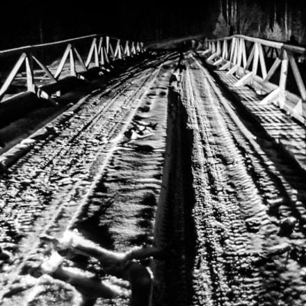 Unut Lake bridge., Sony DSC-W300