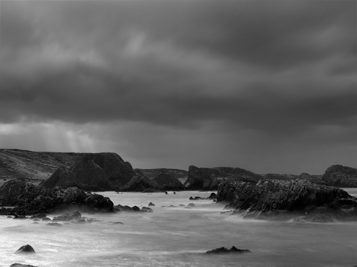 Photograph Stormy Antrim Coast by Ralf Mueller on 500px