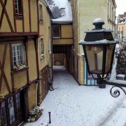 Il neige, Fujifilm FinePix S2950