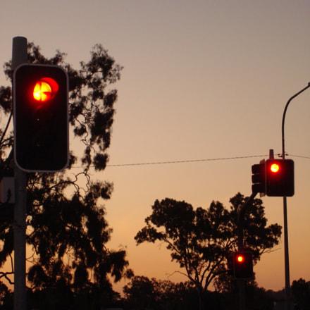 Traffic Lights, Sony DSC-N2