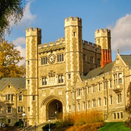 Princeton, Canon POWERSHOT ELPH 100 HS