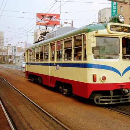 Japanese Tram, Panasonic DMC-FX01