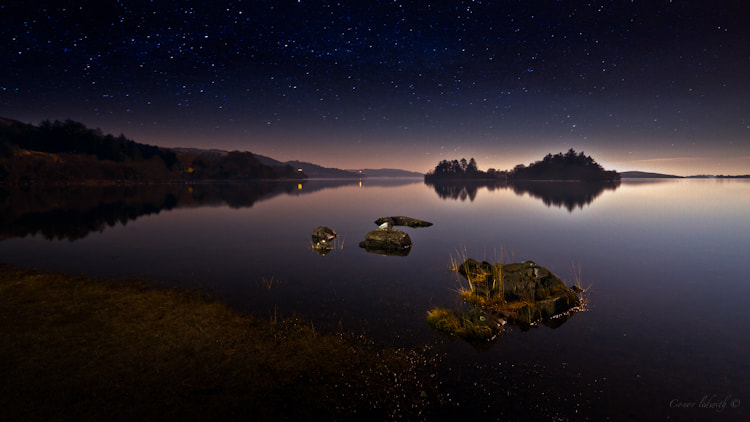 Photograph Along the Corrib by conor ledwith on 500px
