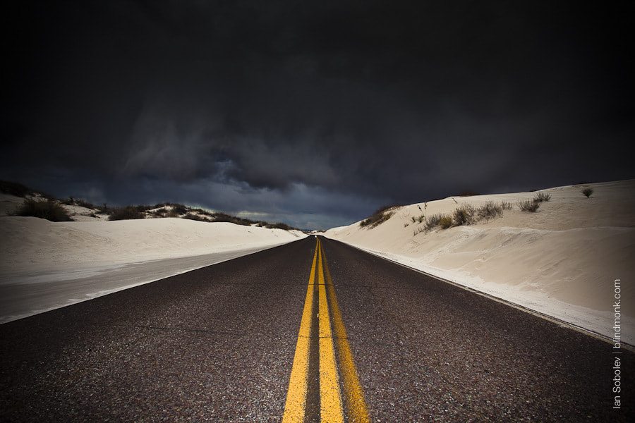 Photograph Hell Ahead by Evgeny Tchebotarev on 500px