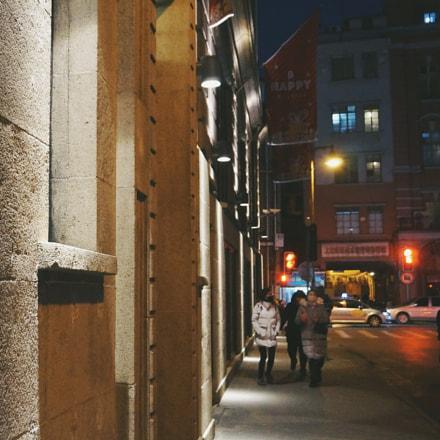A Night in Shanghai, Sony NEX-3N, Sony E 18-50mm F4-5.6