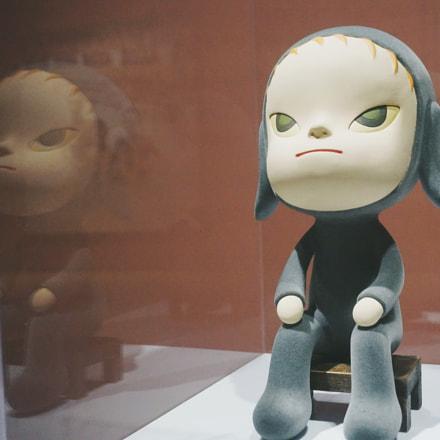 Doll, Sony NEX-3N, Sony E 18-50mm F4-5.6