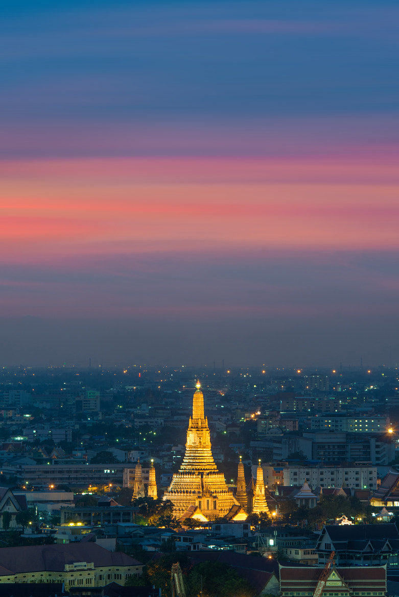 Photograph Temple of the Dawn(Wat Arun) by Thanapol Marattana on 500px