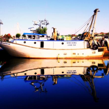 Il Porto Canale Leonardesco, Fujifilm FinePix S2950
