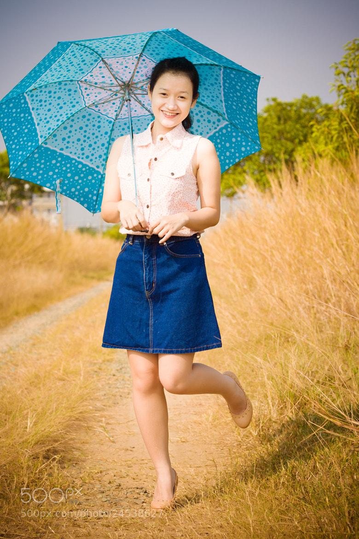 Photograph Country Girl by Jeremy Sky on 500px