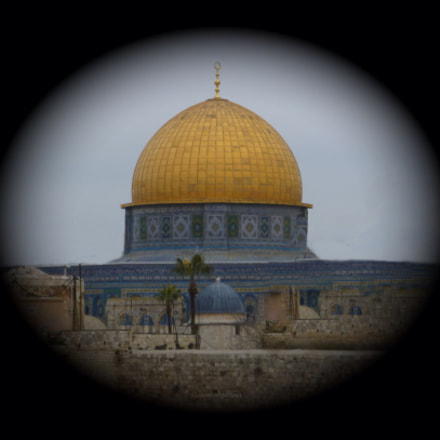 Dome of the Rock, Panasonic DMC-TS4