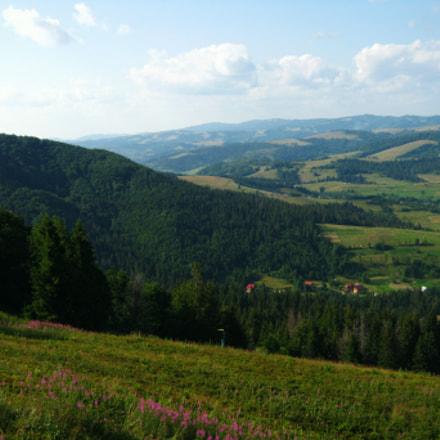 Carpathians, Canon POWERSHOT A490