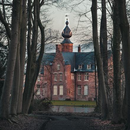 The Castle of Rumbeke