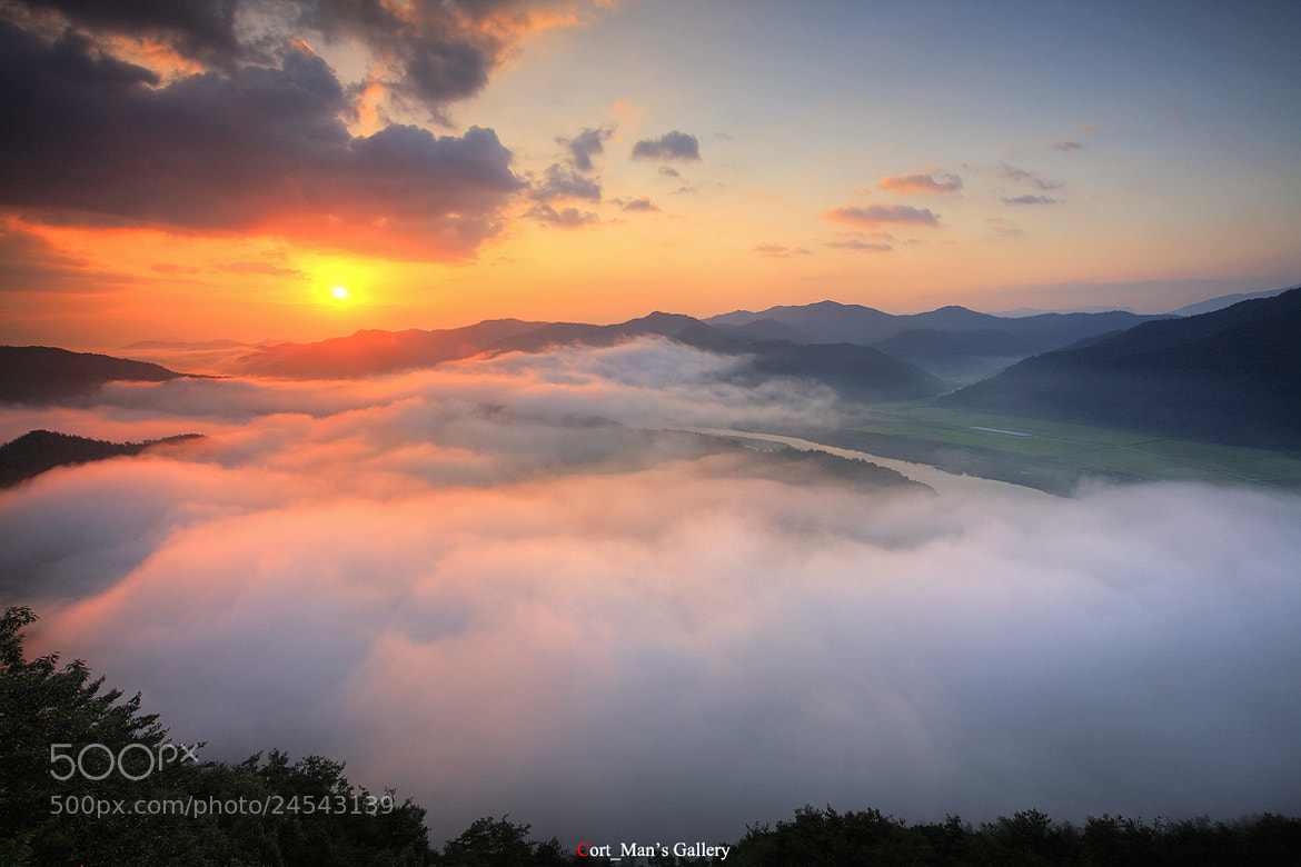 Photograph since Sunrise by Sun Byoung Park on 500px