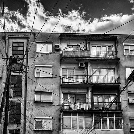 Wire Chaos, Fujifilm FinePix S3Pro