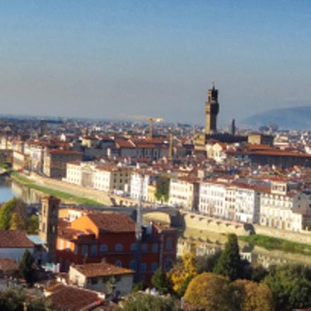Florence Italy - November 2017, Sony DSC-HX10V