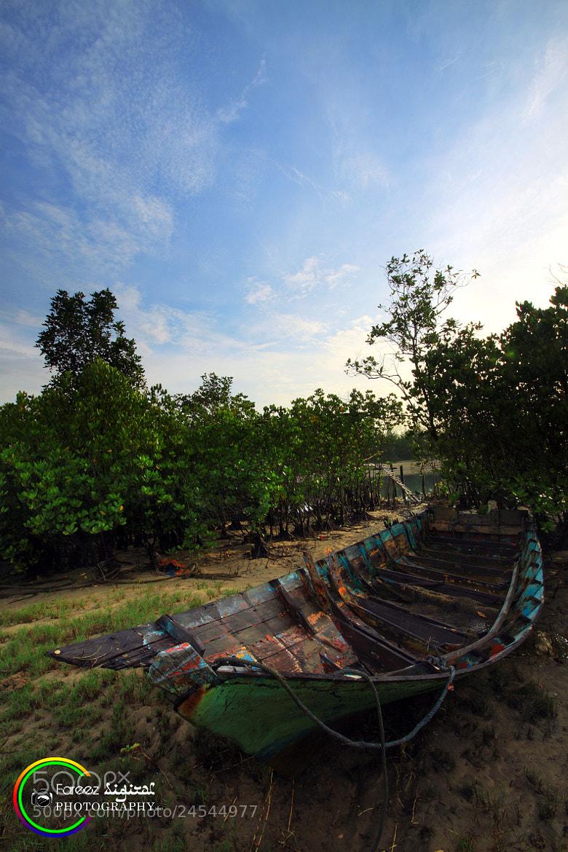 Photograph ||The Boat|| by Fareez Makhyudin on 500px