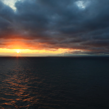 Morning on Puget Sound, Canon EOS-1DS MARK III, Canon EF 24-105mm f/4L IS