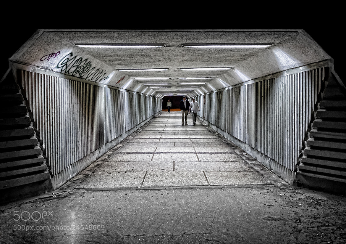 Photograph Underground by Mark Kats on 500px