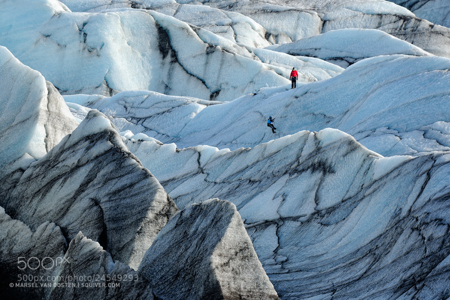 Photograph Glaciators by Marsel van Oosten on 500px