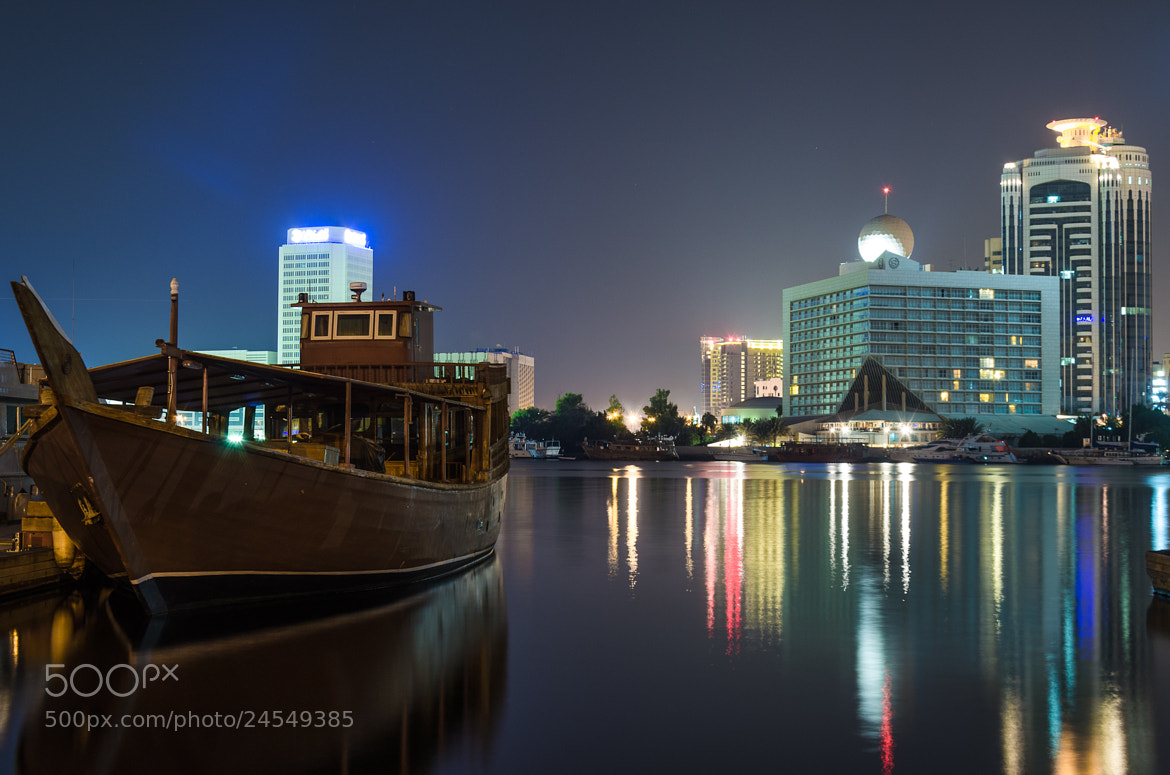 Photograph Dubai creek by Arunangshu NathSarkar on 500px