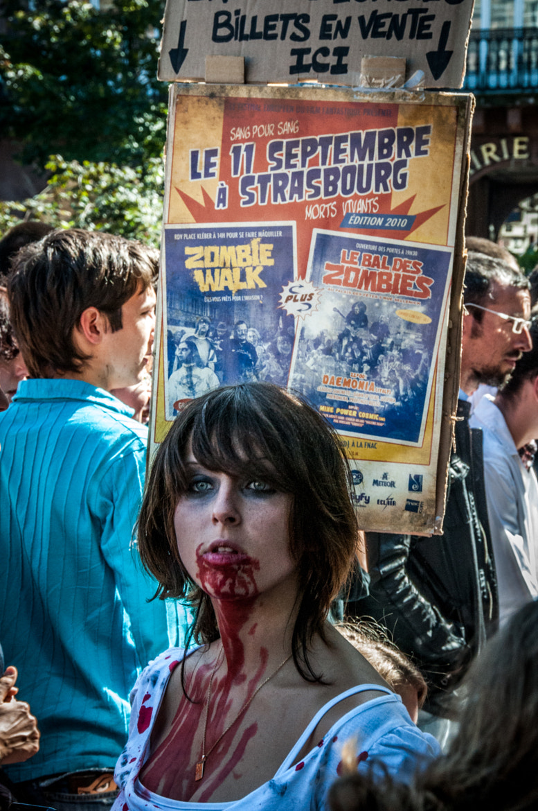 Photograph Zombie Walk Strasbourg by Christian  MICHEL on 500px