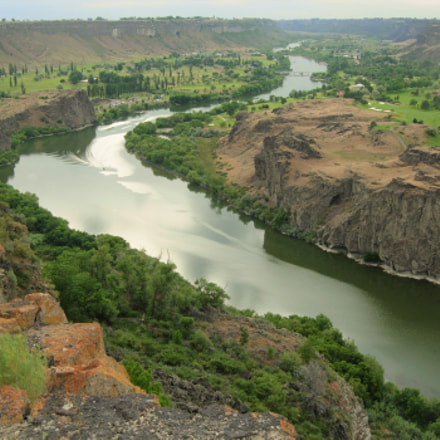 Snake River, Nikon COOLPIX P4